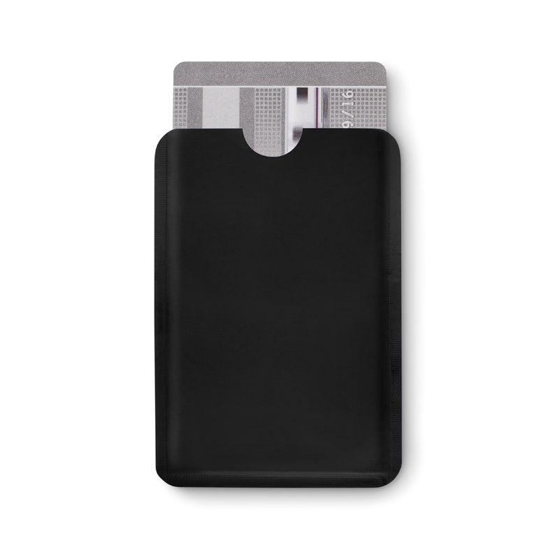 Kreditkarten-Schutzhülle RFID GUARDIAN aus Kunststoff als Mailingartikel nutzen