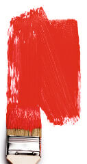 Rot gilt als Farbe der Liebe. Wir assoziieren Wärme und Geborgenheit mit dieser Farbe.