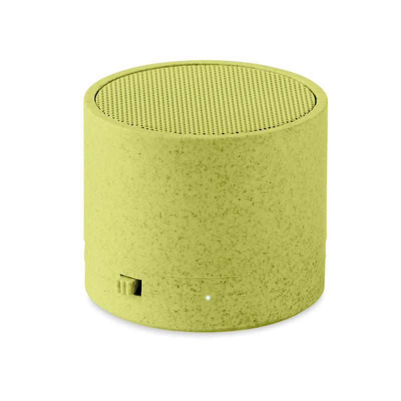 Nachhaltigen Lautsprecher ROUND BASS+ für den richtigen Sound im Homeoffice