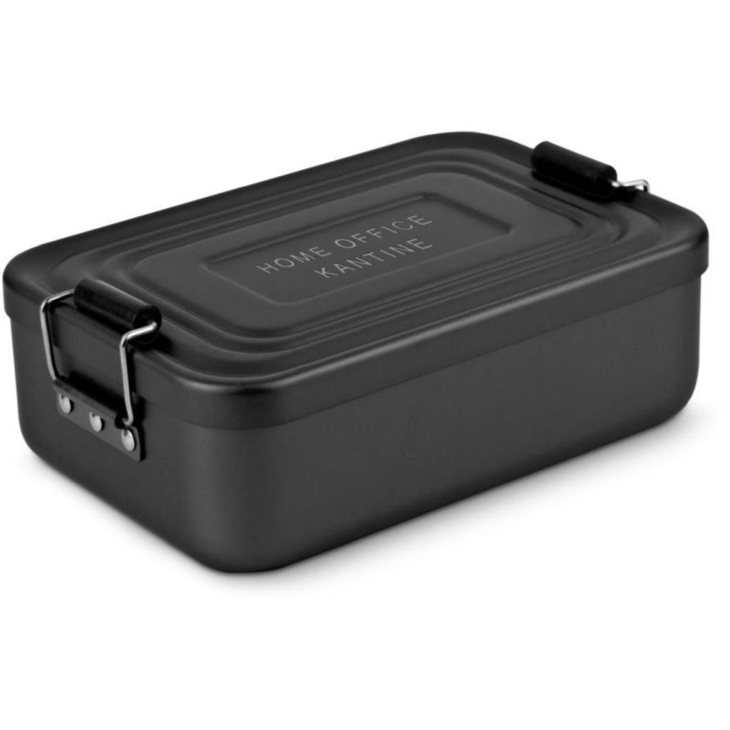 Die Lunchbox Quadra von ROMINOX® versorgt Sie auch im heimischen Büro mit genügend Energie.