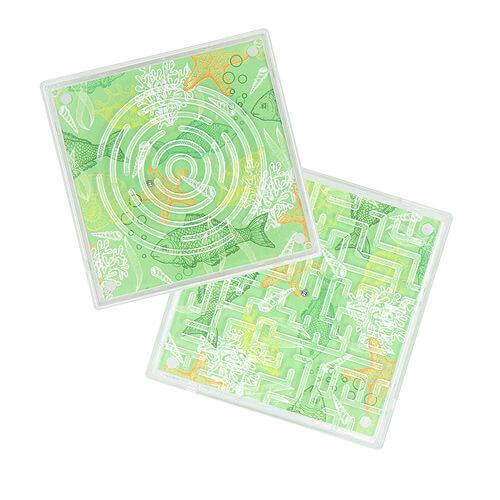 Kugel Labyrinth individuell bedrucken und verschenken