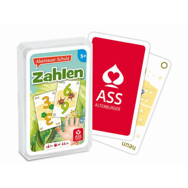 Lernspiel Karten für kleine Kunden