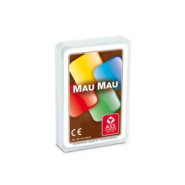 Ein Kartenspiel für Jung und Alt: Maumau