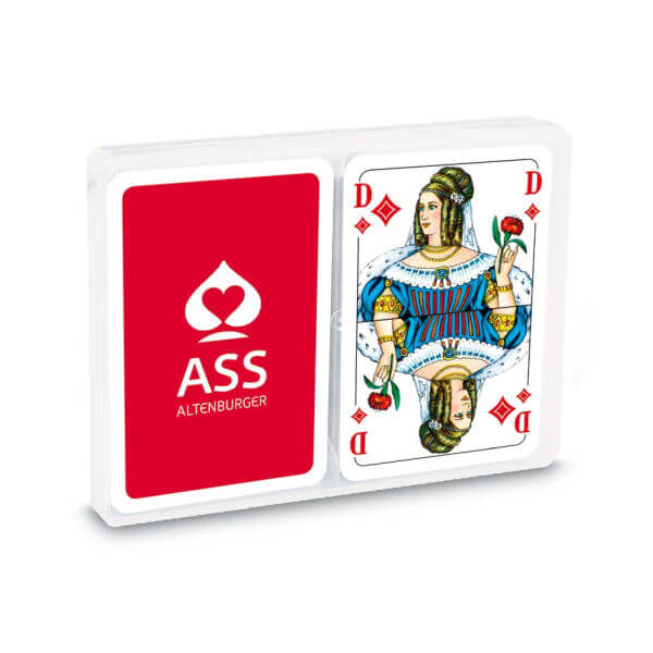 Rommé Spielkarten von ASS Altenburger bei highflyers.de