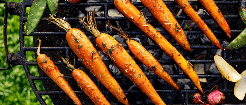 Grillalternativen: Gemüse auf dem Grill