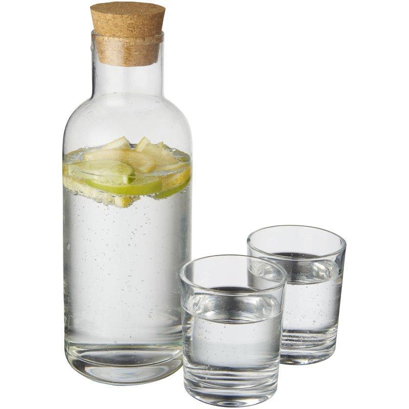 Karaffe und Glas Set für das perfekte Erfrischungsgetränk