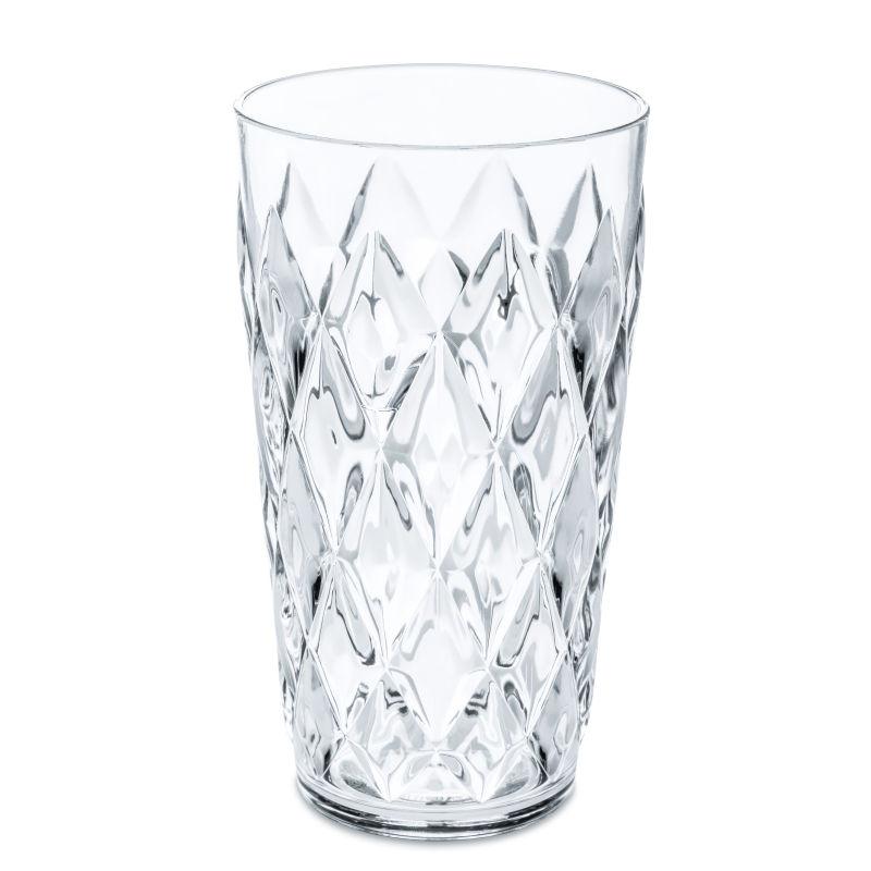 Schönes Glas für das perfekte Erfrischungsgetränk