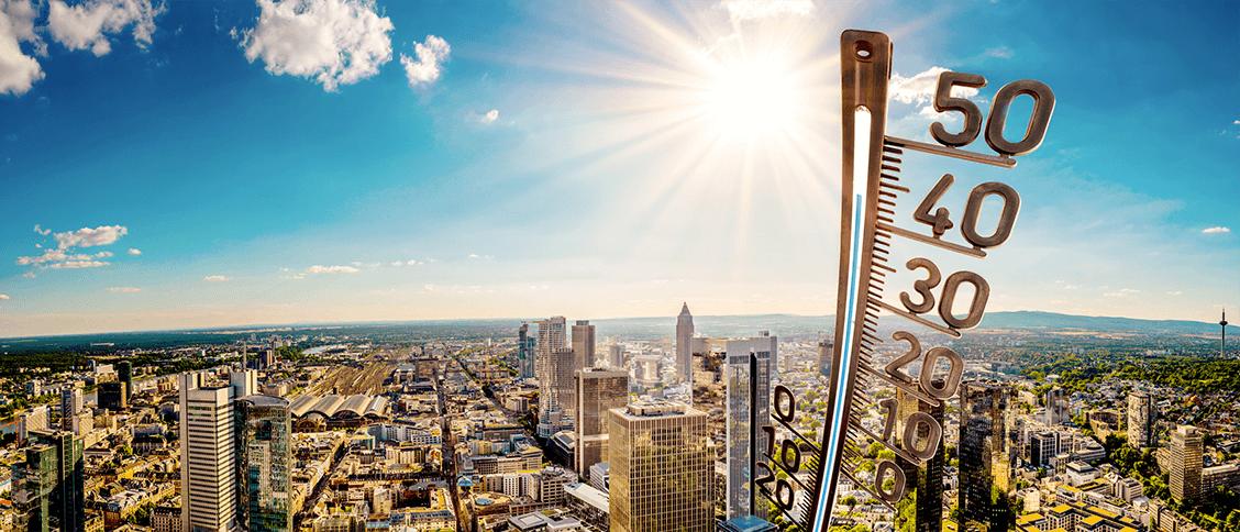6 Tipps: So überstehen Sie die Hitze im Büro