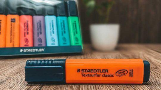 STAEDTLER Werbeartikel jetzt auch bei Highflyers