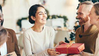 Geschenkideen für Ihre Mitarbeiter zu Weihnachten